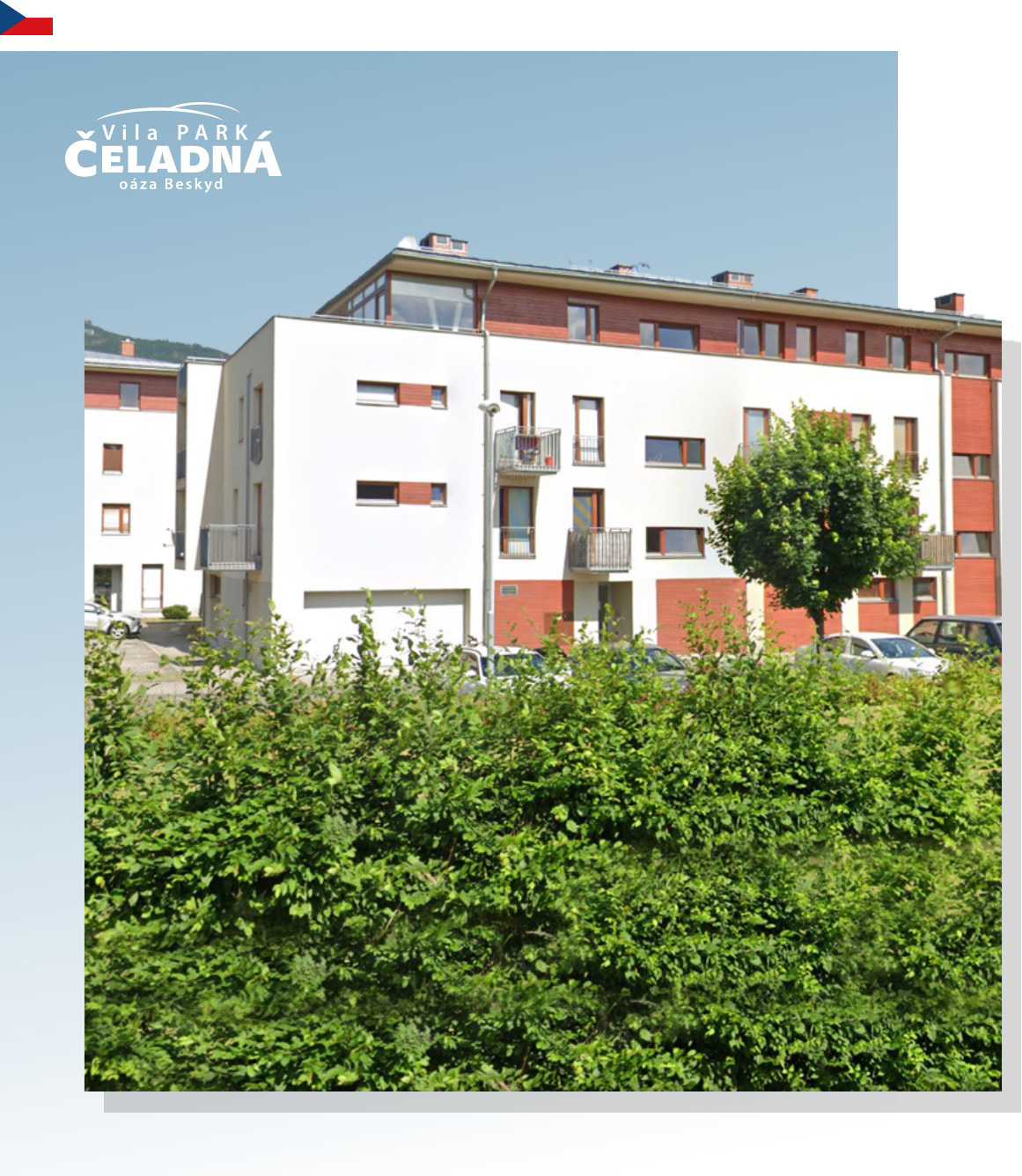 VILA PARK ČELADNÁ │ ČELADNÁ (SEVERNÍ MORAVA)